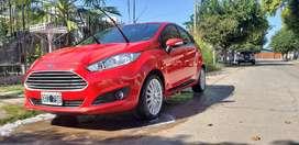 Ford Fiesta kinetic Se 2015