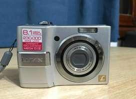 Camara Digital Panasonic Dmc Ls80