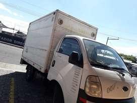 Se vende camion, marca Kia al norte de Quito