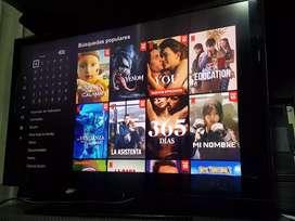 LG de 42 pulgadas Smart TV tdt wi-fi