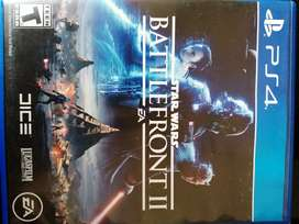 Star Wars para Ps4 (Battlefront 2)