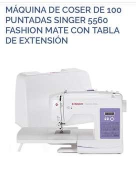 Maquina de coser SINGER Ref 5560 fashion mate