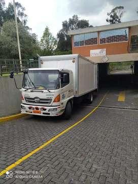 Hino gd 2011 furgon