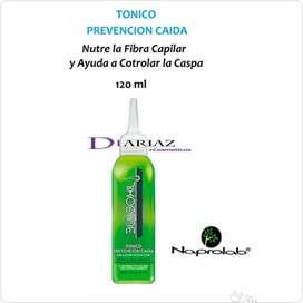 Tónico Capilar Prevención Caída • Naprolab • 120 ml