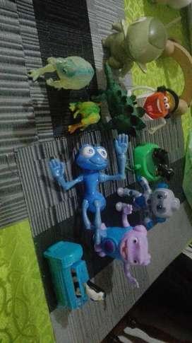 Combooooo d juguetes