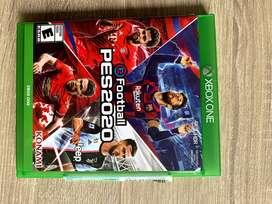 PES2020 Xbox One