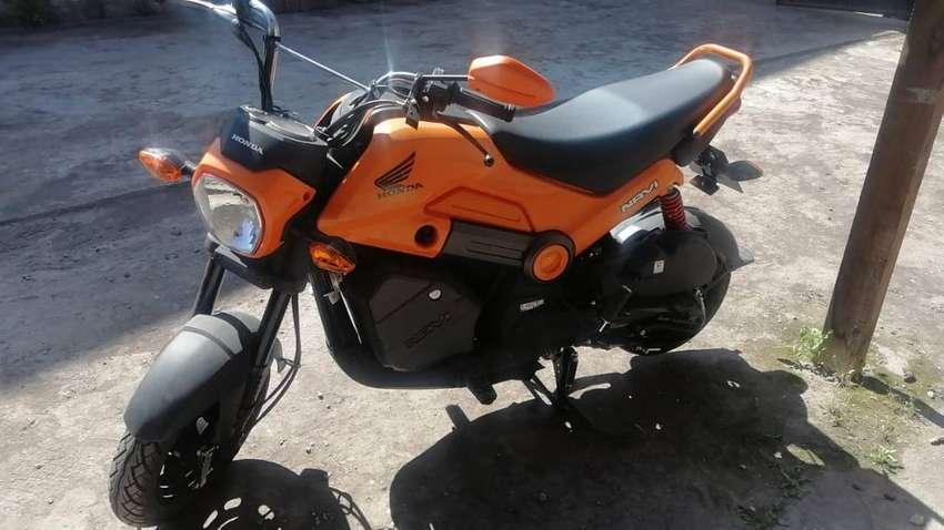 Motoneta Honda Navi 110cc (2019)