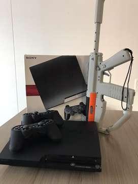 Ps3 250 gb juegos y accesorios