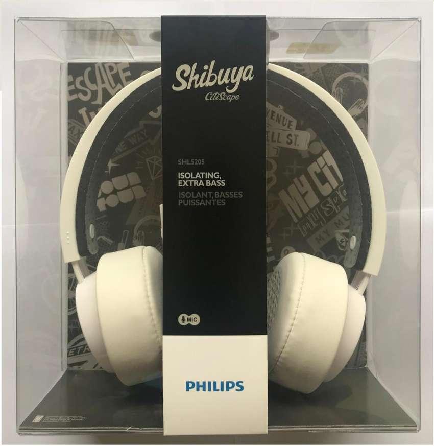 Audífonos Phillips Shibuya sellados