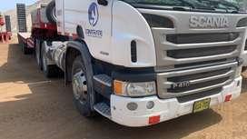 Tracto remolcador Scania