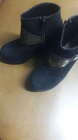 Zapatos para damas negro telle 37