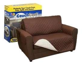 Protector Cobertor Para Sofa de 2 Puetos