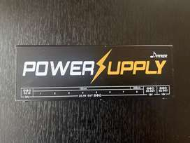 Power Supply Donner Pedales