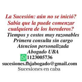 SUCESIONES - ABOGADO