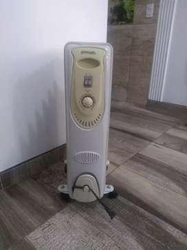 Calefactor de aire/ americano.