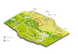 Vendo Lote Doble Parque Jardines La Colina