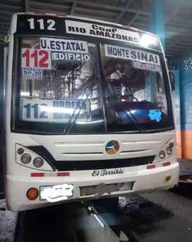 Venta de bus Mercedes Benz año 2008