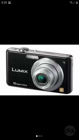 Camara Panasonic Lumix FHD
