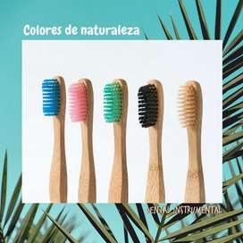 Cepillos de Bambu