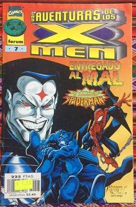 Lote De Comics De Marvel. CONSULTAR ENVÍOS