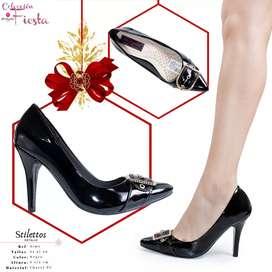 Zapatos para mujer Estiletos tallas desde 34 al 40