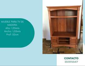 Mueble para TV impecable