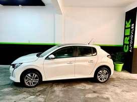 Nuevo Peugeot 208 Allure triptronic