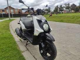 Moto Bws x 125