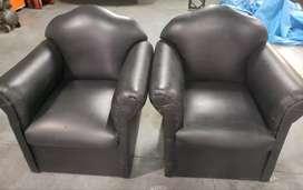 Vendo sillones x2
