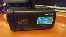 Sony Handycam 3D HDR TD30 ... Excelente !