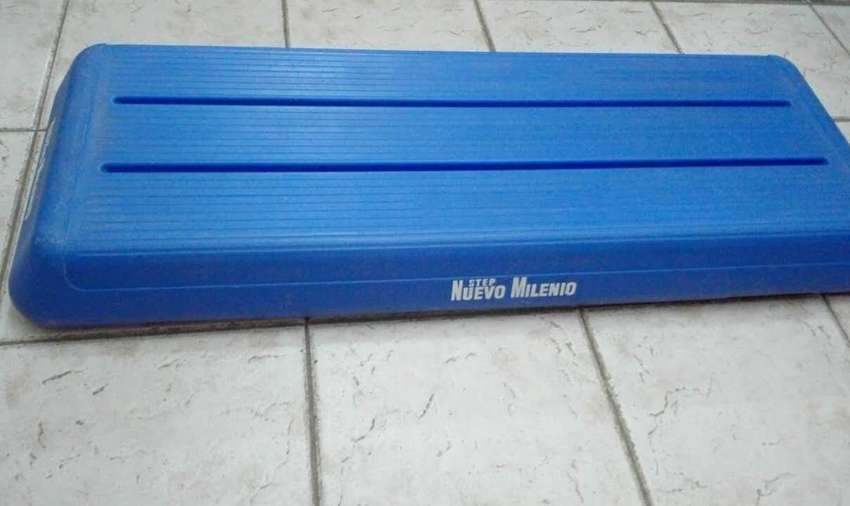 Step Nuevo Milenio gym