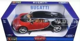 Bugatti veyron nueva en caja escala 1/18