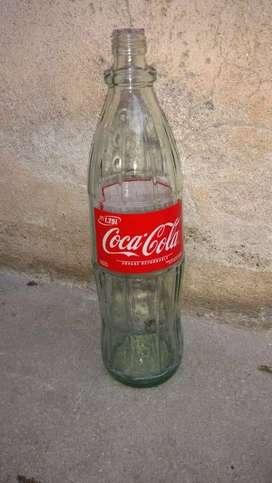 Envase de coca de 1.25