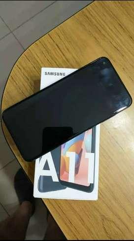 Vendo Samsung A11, un mes de uso.