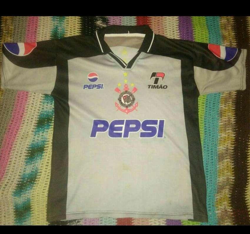 Camiseta Fútbol Del Corinthians 0