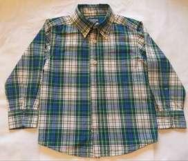 Camisa Niño Bebe Oshkosh USADA
