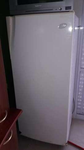 Heladera Gafa con congelador