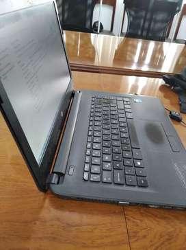 Vendo laptop HP Intel inside i5 en  230 dólares
