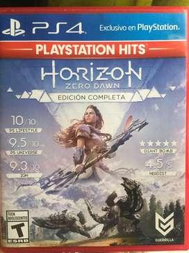 Horizon zero dawn original