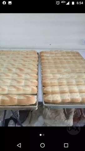 Busco Ayudante Panadero