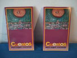 LIBROS DE CUENTOS VARIOS