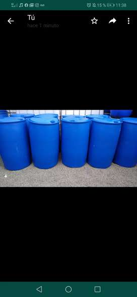 Venta de cilindro con alcohol 96 (200 litros)