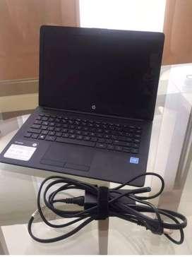 Computador portil HP Laptop 14-ck0001LA en perfecto estado