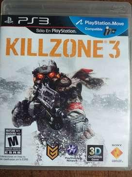 KILLZONE 3  ( PS3)  FISICO NUEVO
