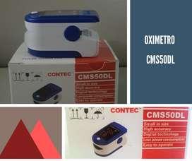 Oxímetro Contec CMS 50DL