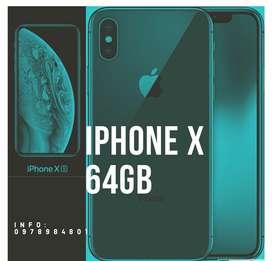 IPHONE X 64gb (BAJO PEDIDO)