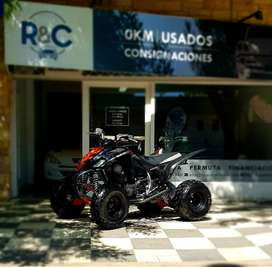 Yamaha Raptor YFM 350 Edicion Especial '13 - Impecable