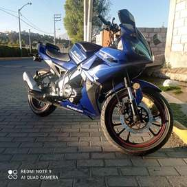Moto Deportiva Foxxer 200