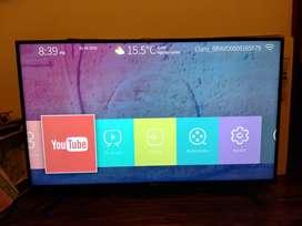 """Televisor Riviera 55"""" 4K UHD smart tv"""