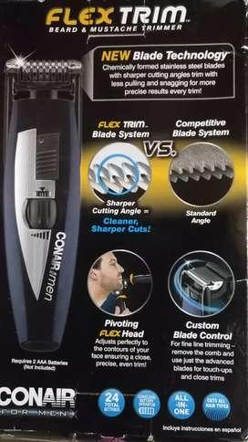 Máquina para barba/bigote